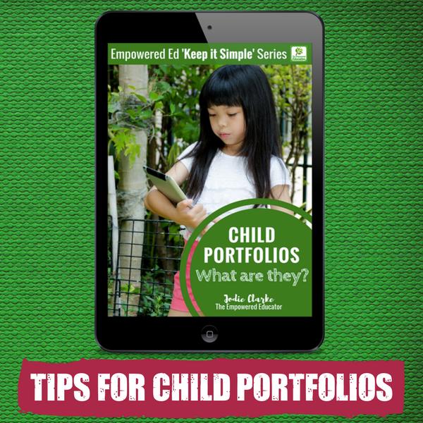 Tips for Portfolios