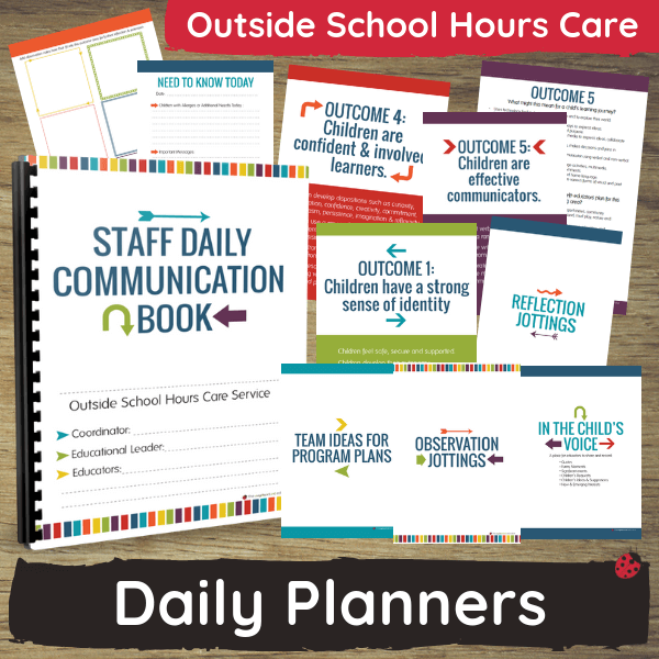 Daily Planners OSHC