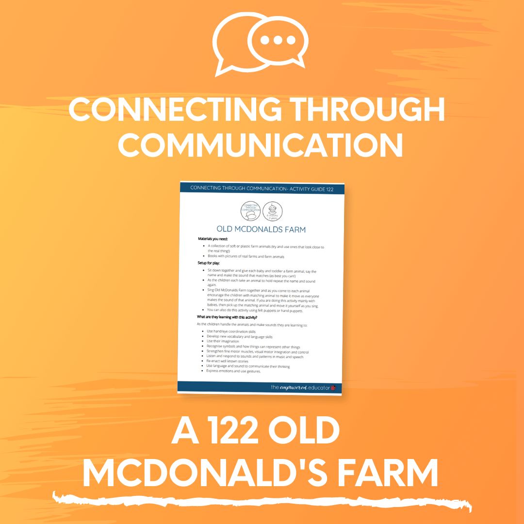 A 122 Old McDonald's Farm
