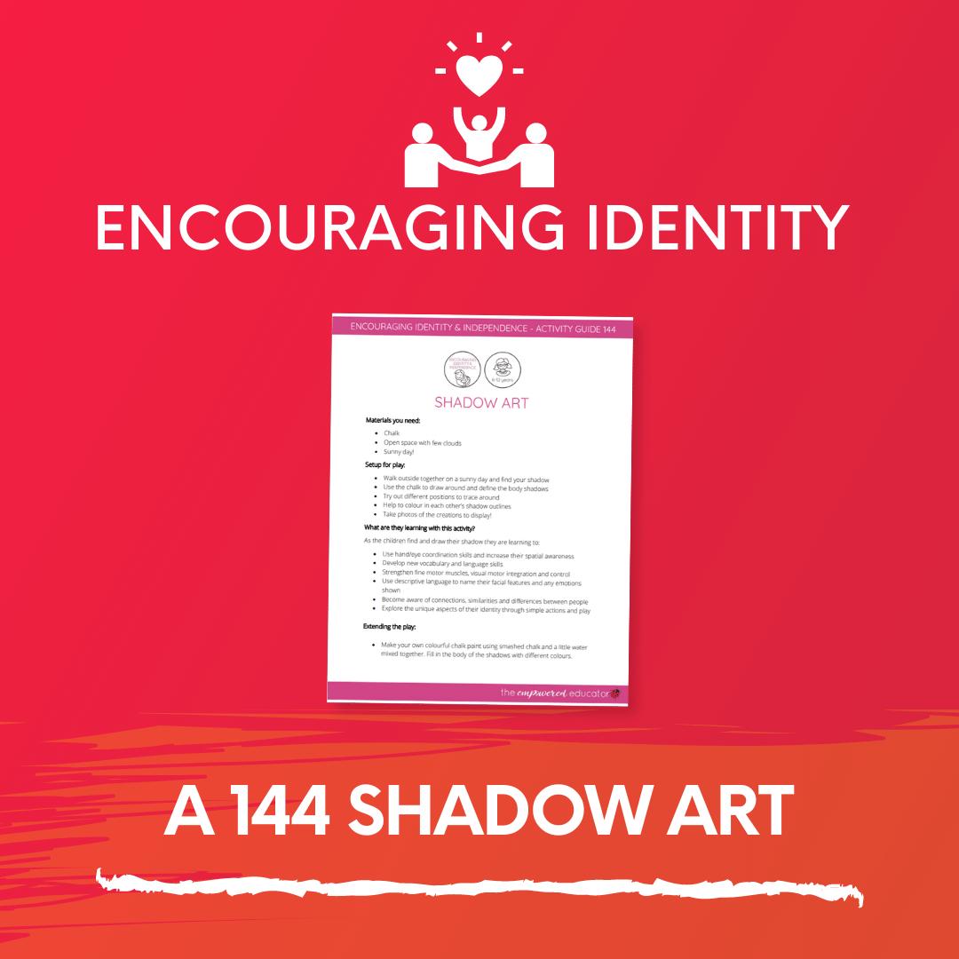 A 144 Shadow Art