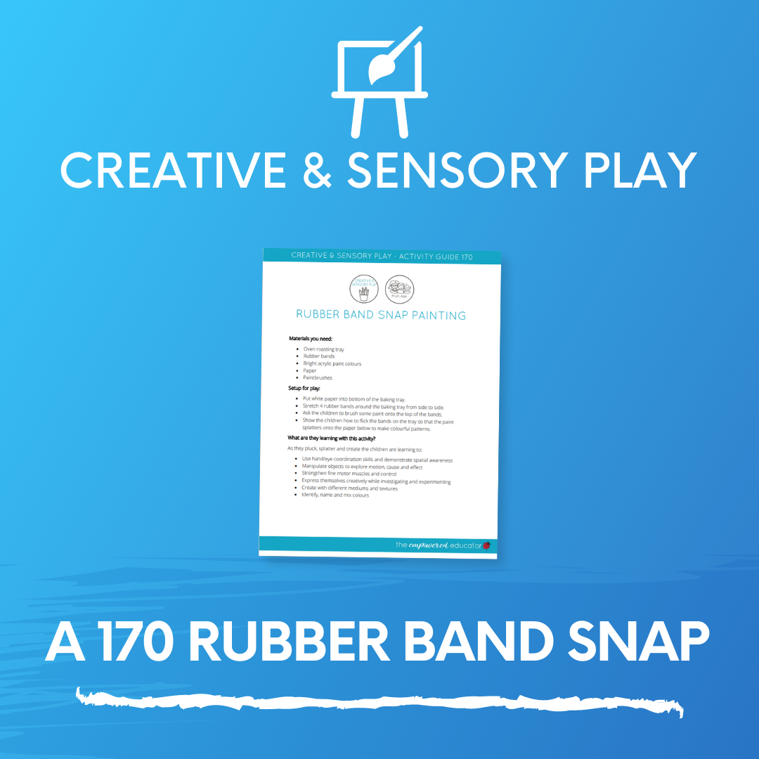 A 170 Rubber Band Snap