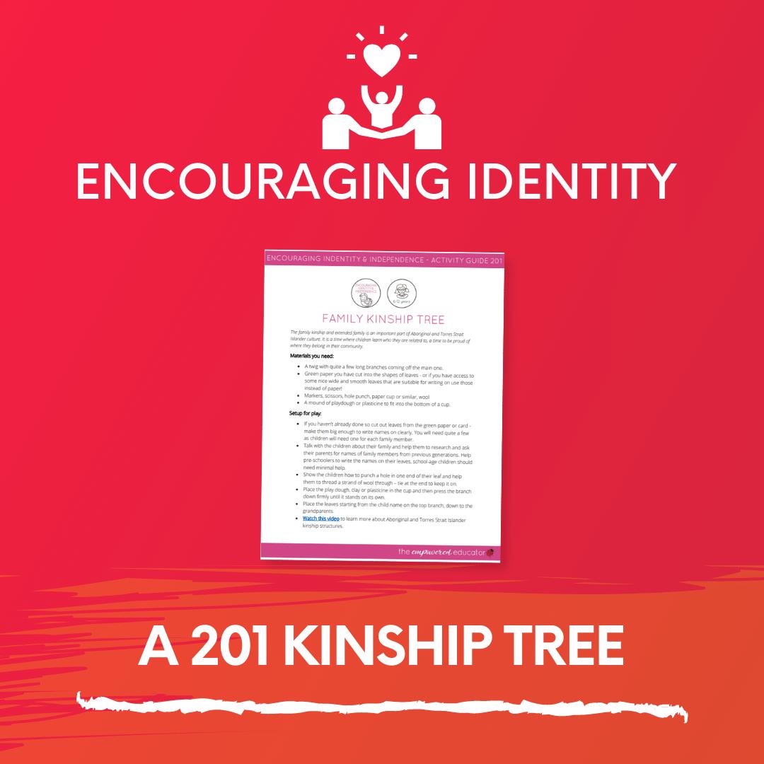 A 201 Kinship Tree
