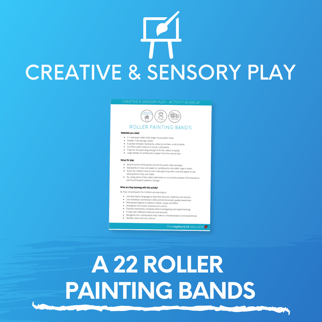 A 22 Roller Painting Bands