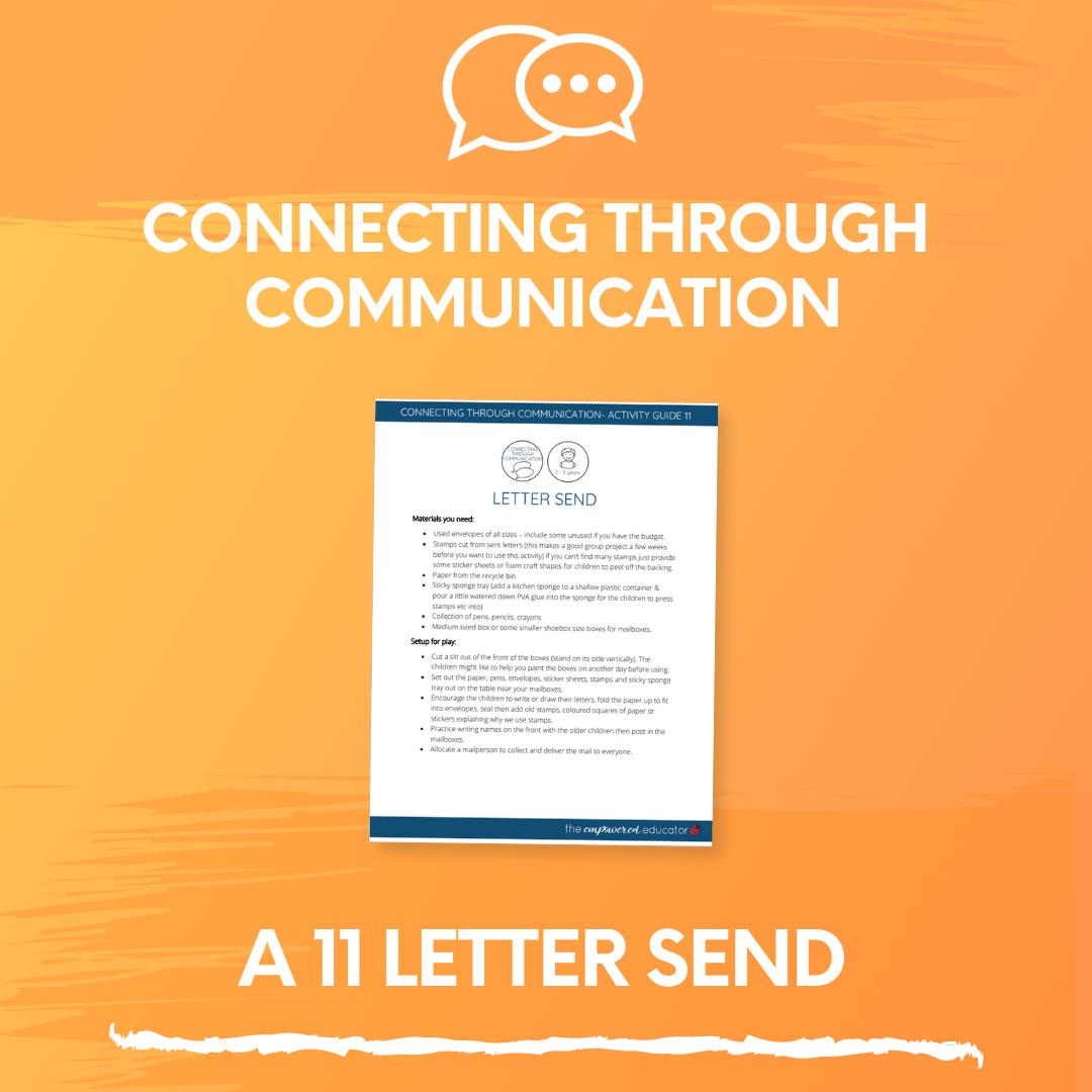 A 11 Letter Send