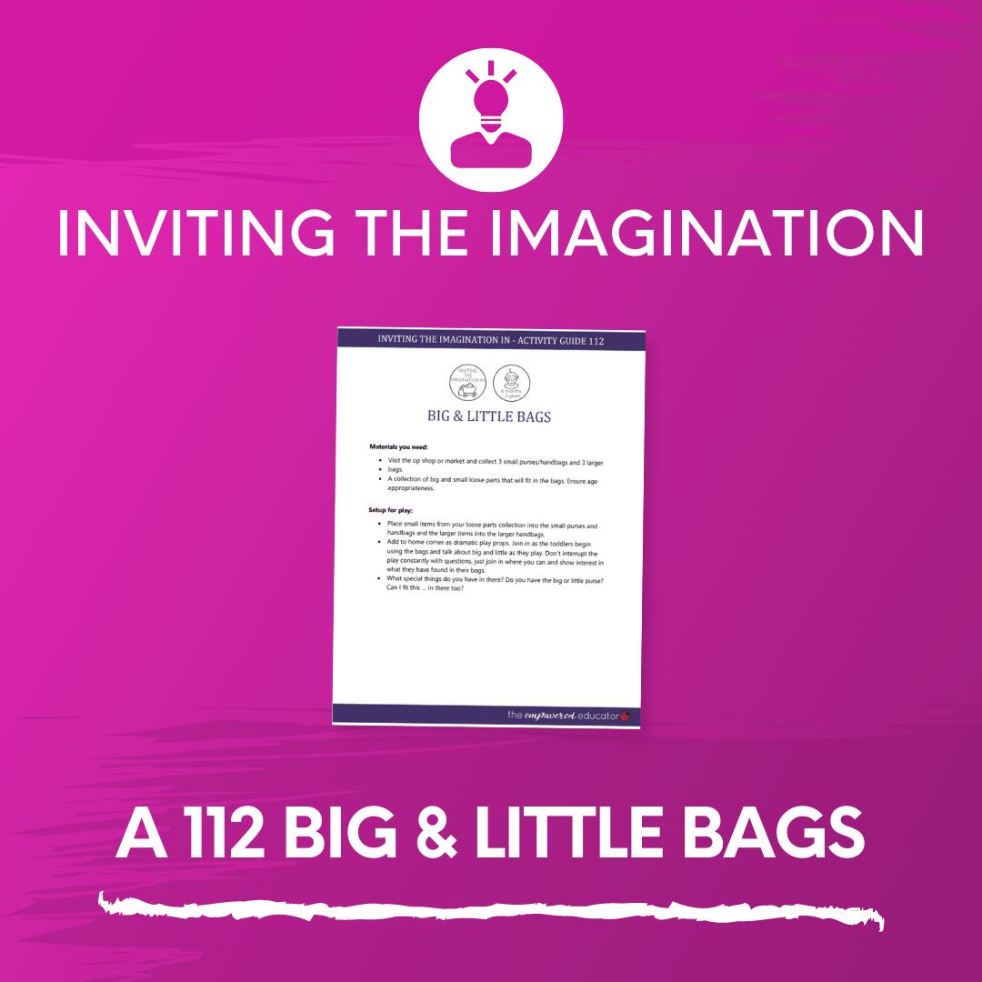 A 112 Big & Little Bags