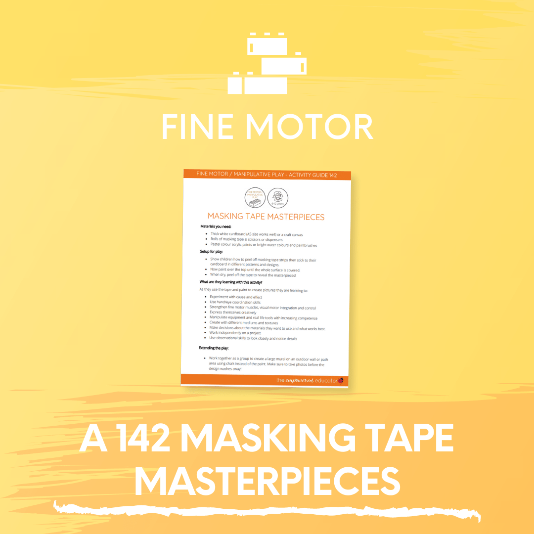 A 142 Masking Tape Masterpieces 2