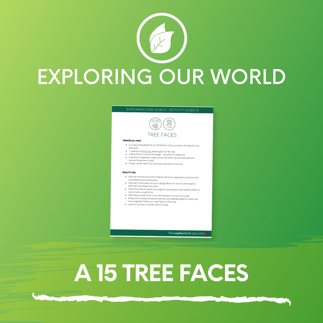 A 15 Tree Faces