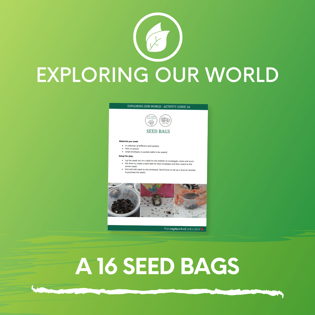 A 16 Seed Bags