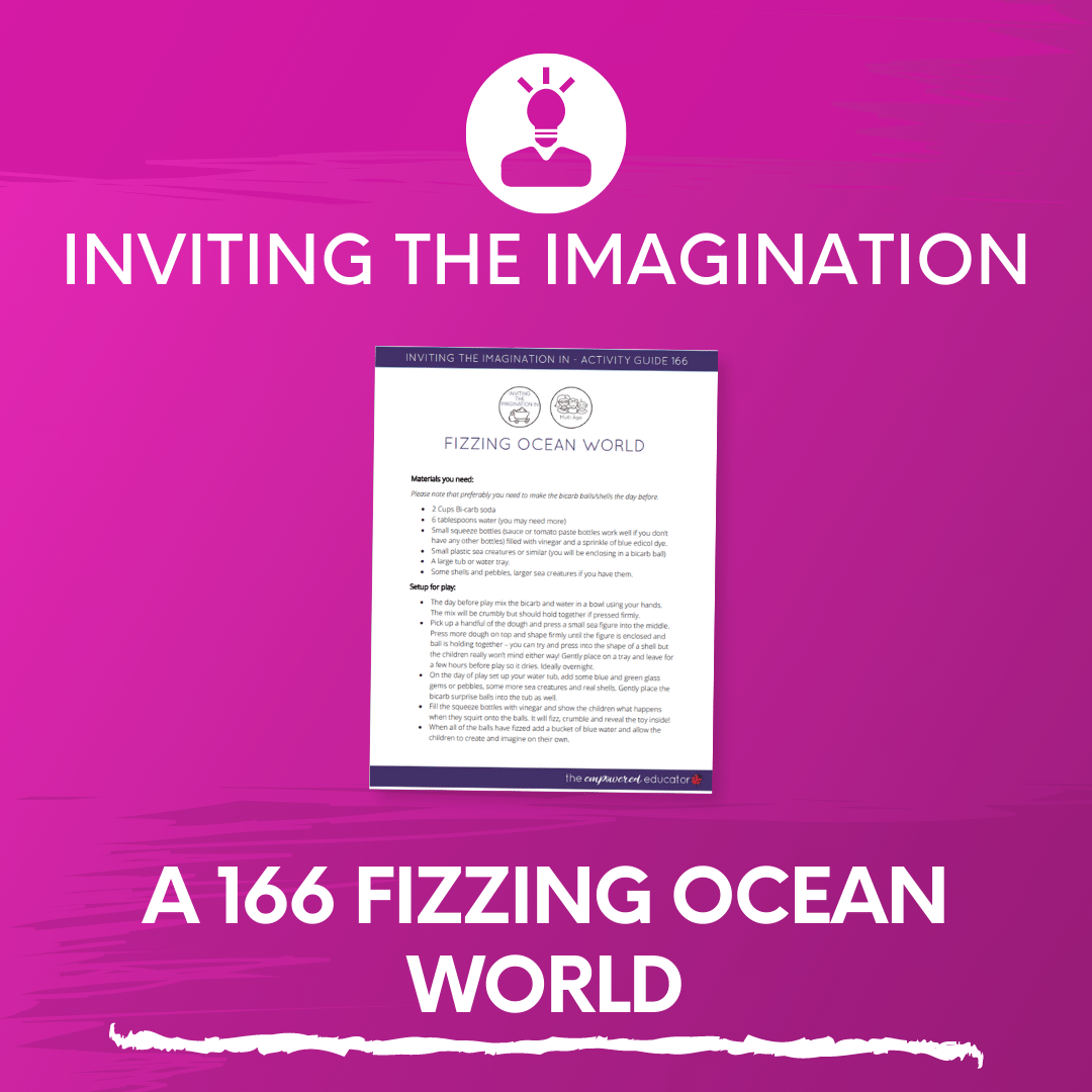 A 166 Fizzing Ocean World