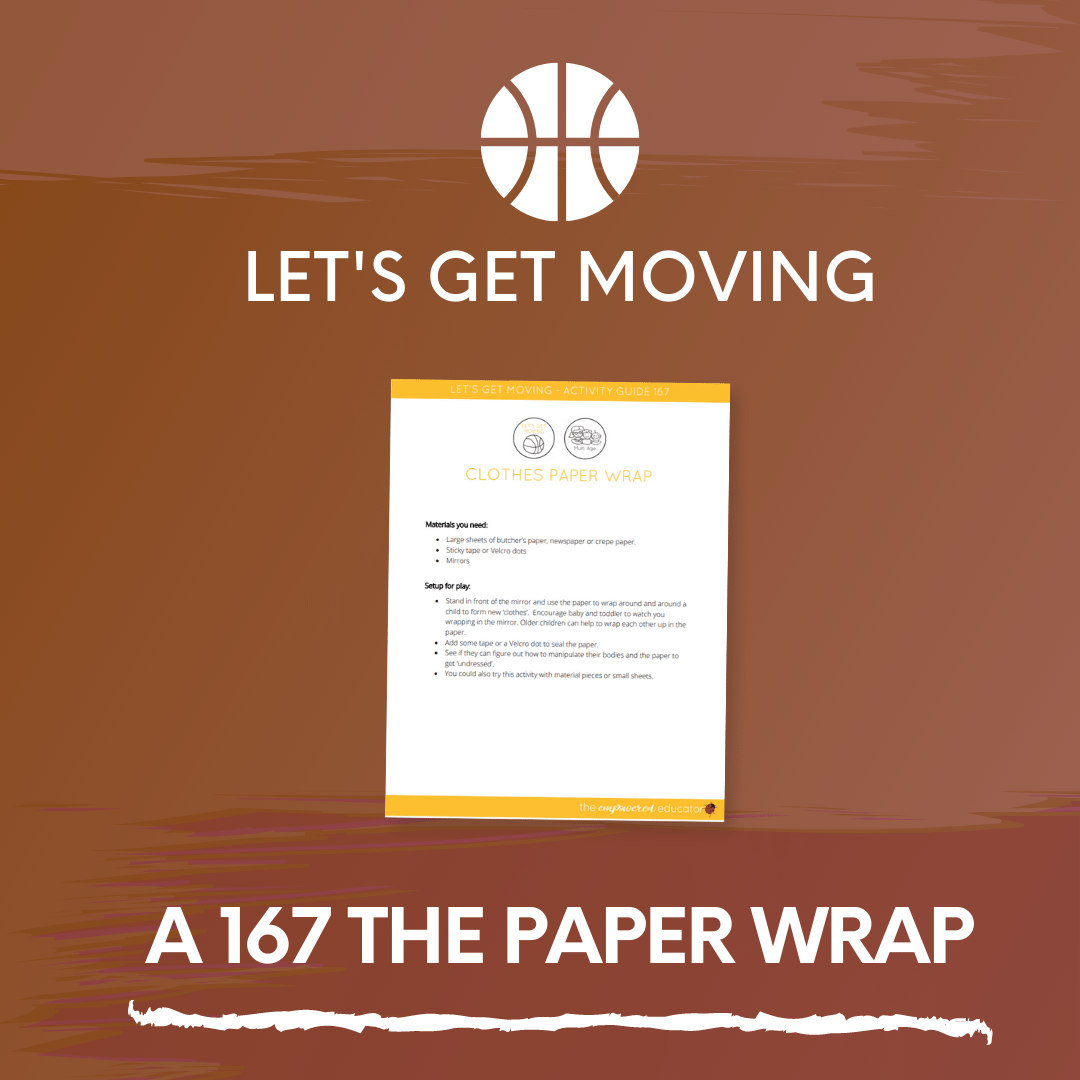 A 167 The Paper Wrap