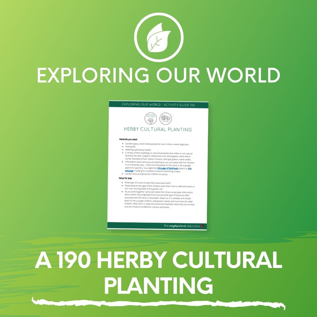 A 190 Herby Cultural Planting img