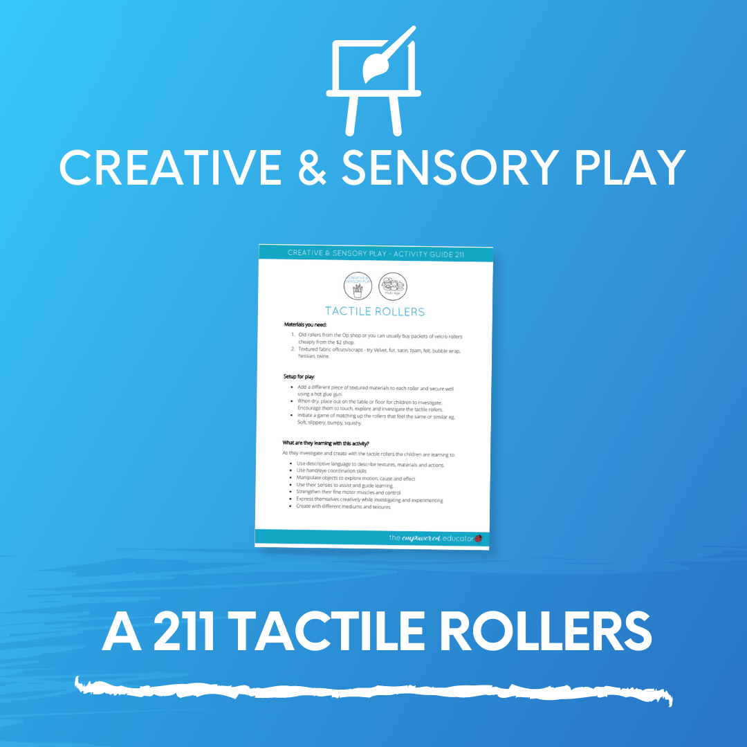 A 211 Tactile Rollers