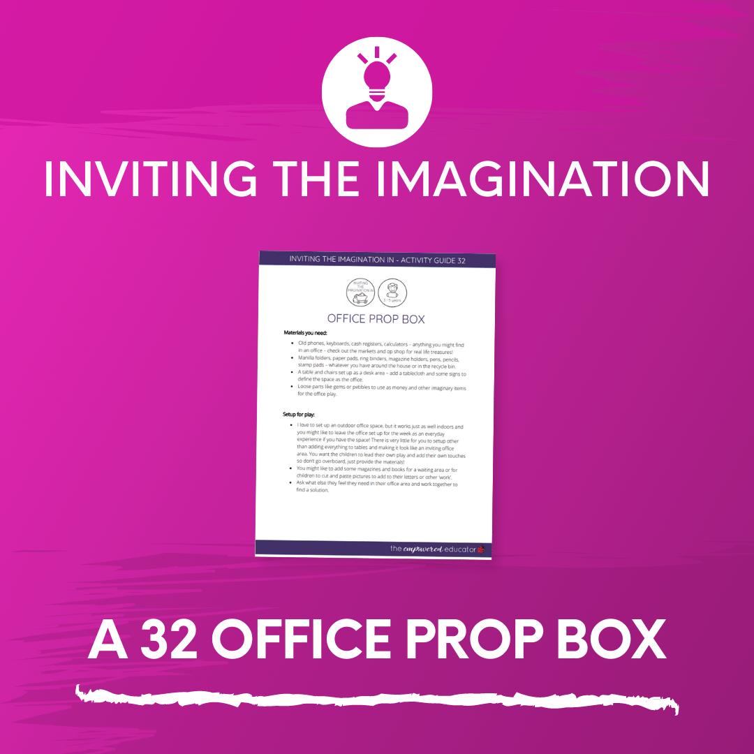 A 32 Office Prop Box