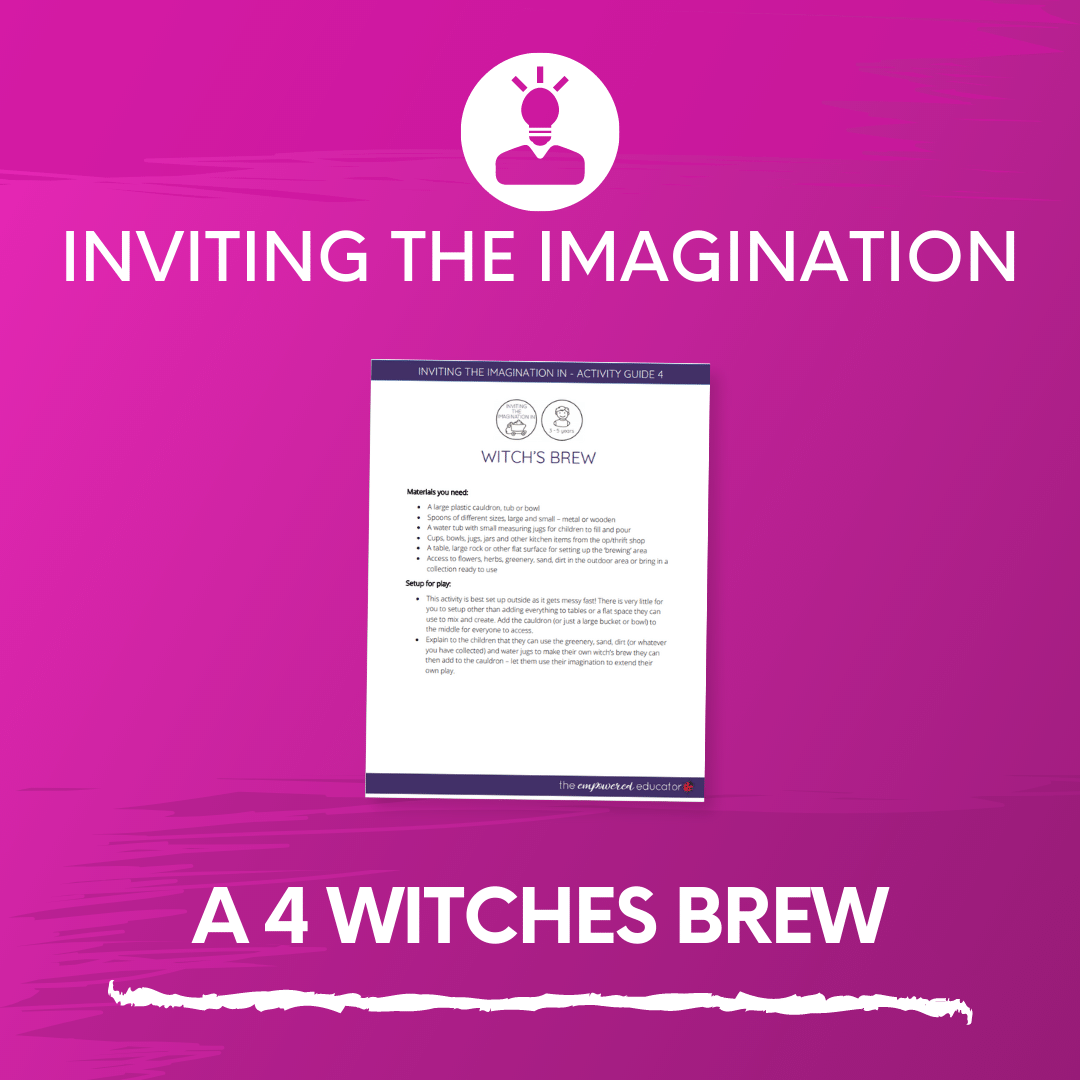 A 4 Witches Brew