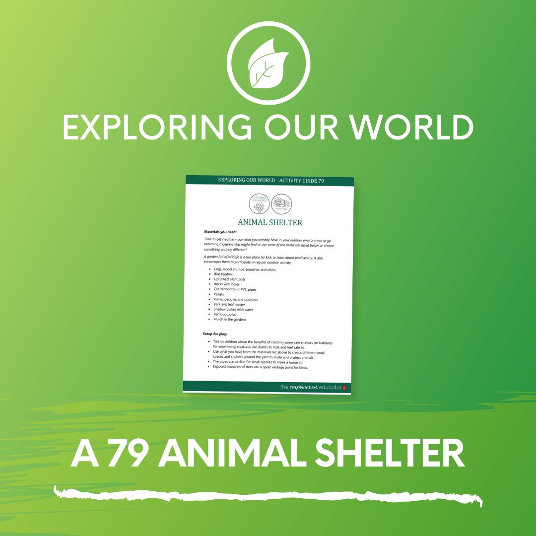 A 79 Animal Shelter