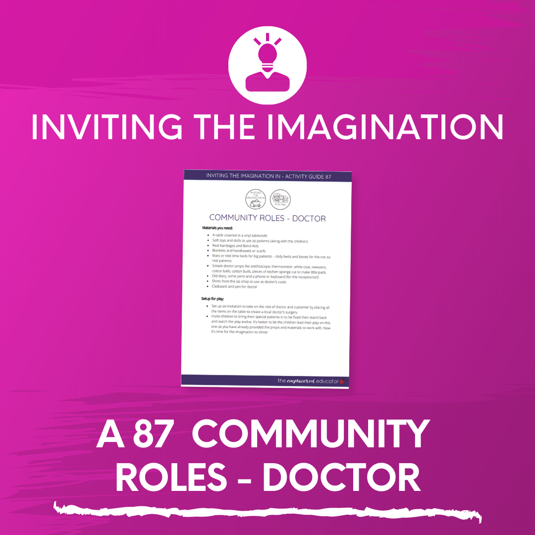 A 87 Community Roles - Doctor