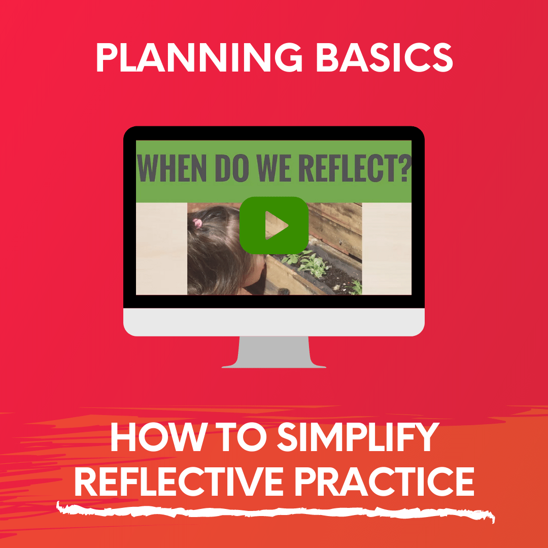 HOW TO SIMPLIFY REFLECTIVE PRACTICE