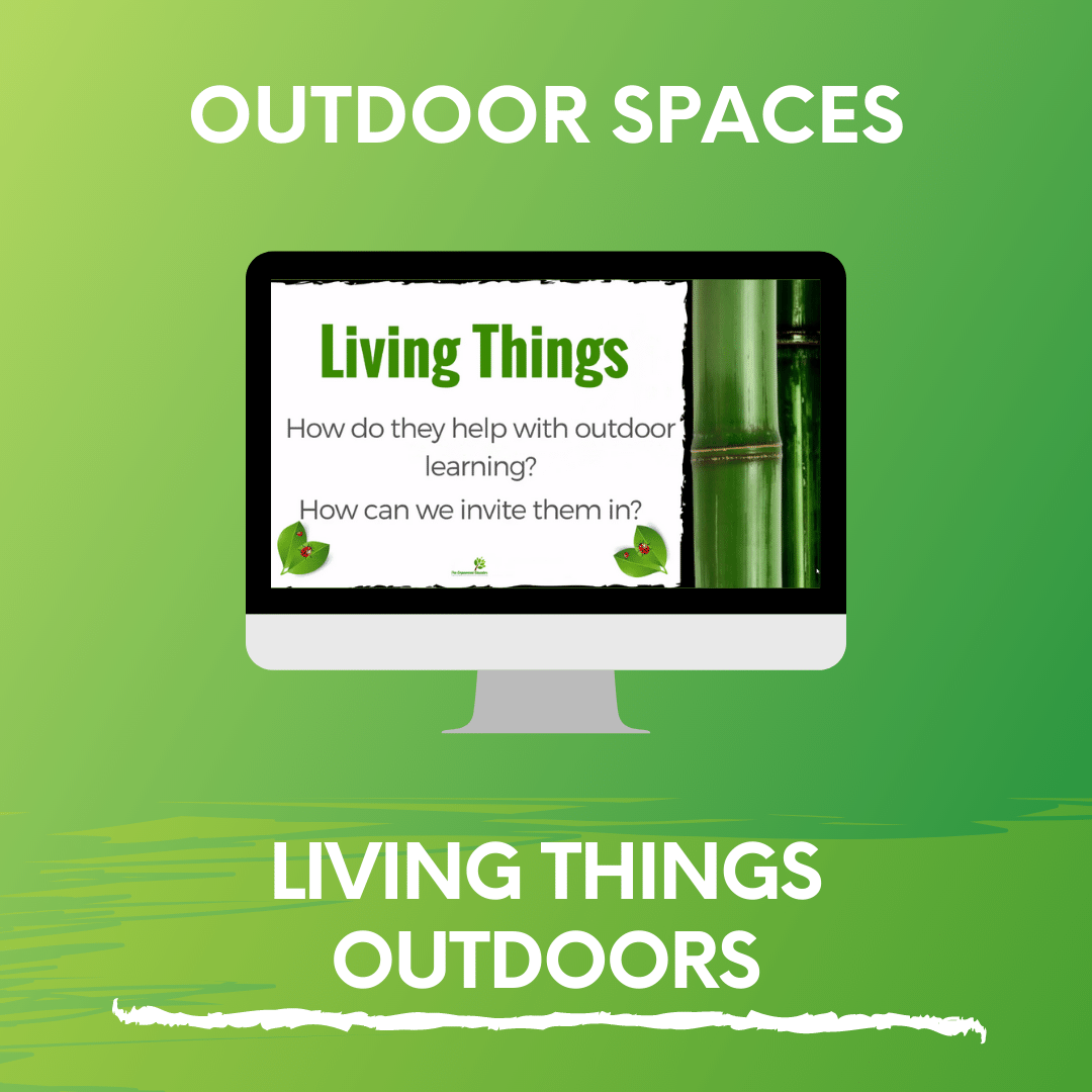 LIVING THINGS OUTDOORS