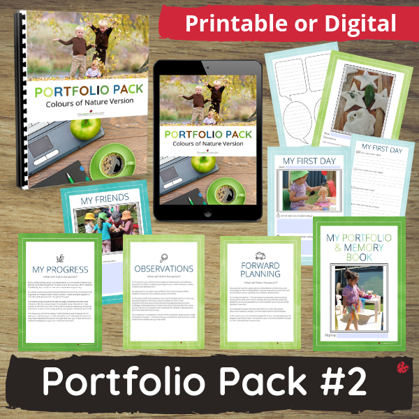 Portfolio Pack #2 Digital